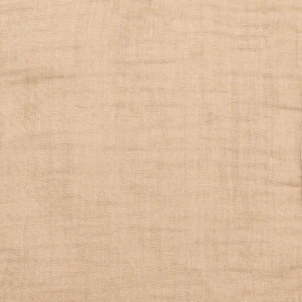 Grand lange en coton bio - Nana swaddle Pale peach