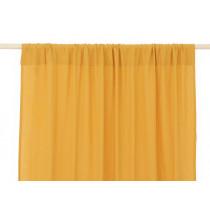 Rideau Utopia 146 x 280 cm - Farniente yellow