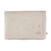Couverture Laponia - Gold Stella/Natural