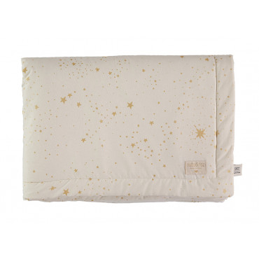 Couverture Laponia - Gold Stella/Natural