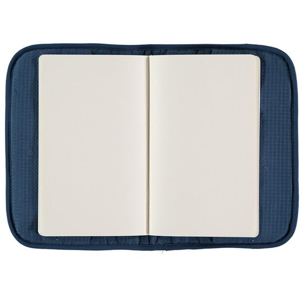 Protège carnet de santé Poema - Night blue