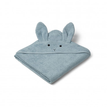 Cape de bain Augusta - Lapin sea blue