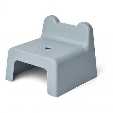 Mini chaise Harold - Sea blue