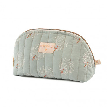 Trousse de toilette Holiday - White Gatsby / Green antique