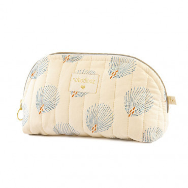 Trousse de toilette Holiday - Blue Gatsby / Cream