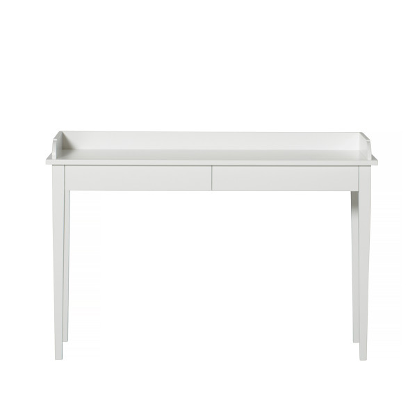 Bureau Console table Seaside, Blanc