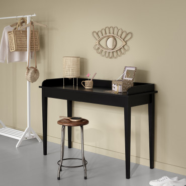 Bureau Console table Seaside, Noir