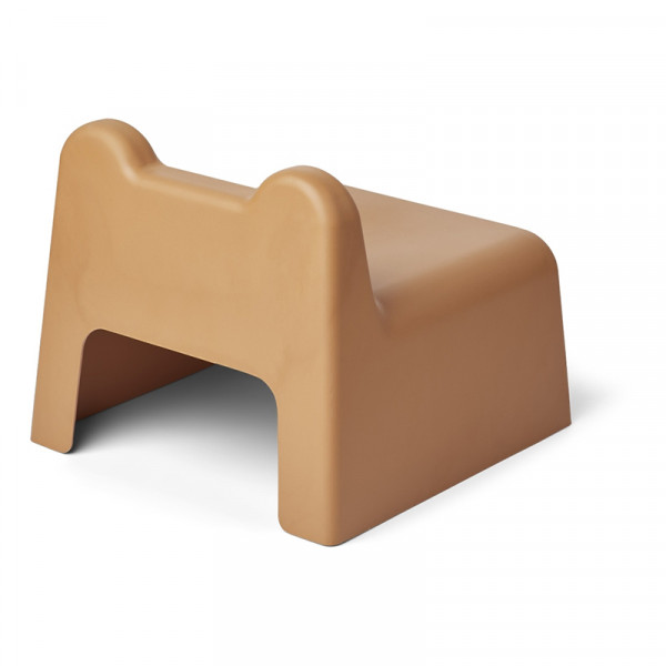 Mini chaise Harold - Moutarde