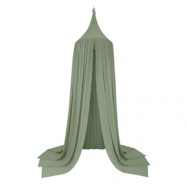 Ciel de lit - Vert sauge