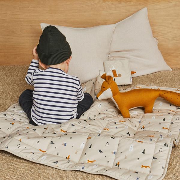Doudou tricot renard - Felix