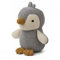 Doudou tricot pingouin - Pearl