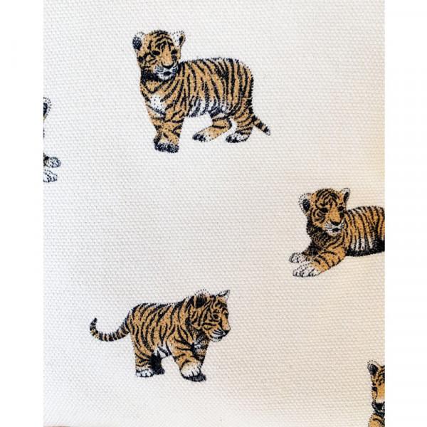 Protège carnet de santé EDGAR - Tigre sauge