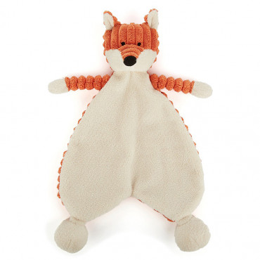 Doudou soother Cordy Roy - Renard