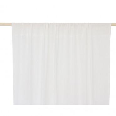 Rideau Utopia 146 x 280 cm - White