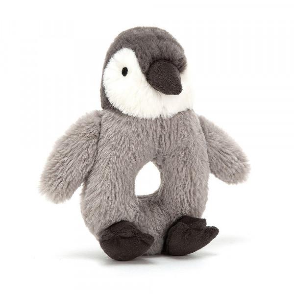 Hochet d'éveil pingouin - Percy grabber