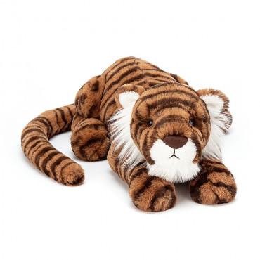Peluche Tigre rayé - Tia