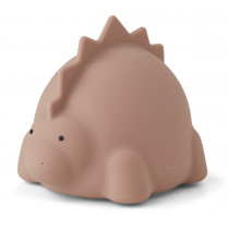 Lampe veilleuse rechargeable Winston - Dino rose