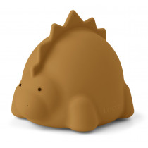 Lampe veilleuse rechargeable Winston - Dino moutarde