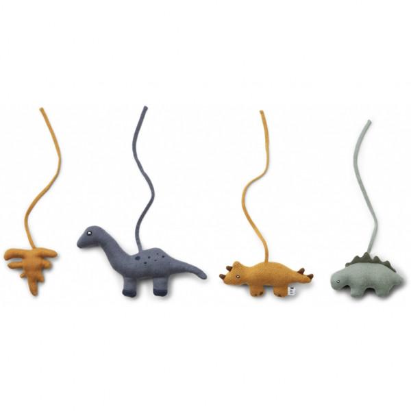 Accessoires pour arche d'éveil - Gio Dino mix