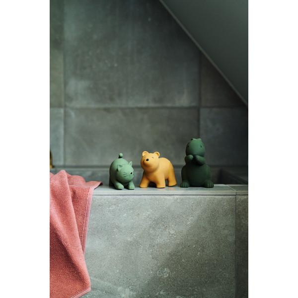 Jouets de bain David - Green multi mix