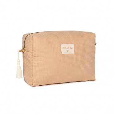 Trousse de toilette waterproof Diva - Nude