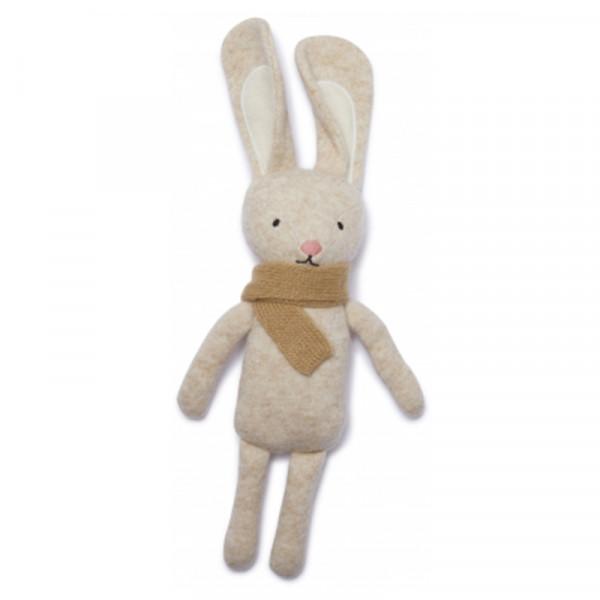 Doudou poupée - Ruth le lapin