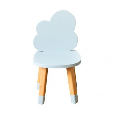 Chaise Lapin Bleu - Boogy Woody