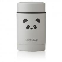 Boîte repas isotherme Nadja - Panda light grey