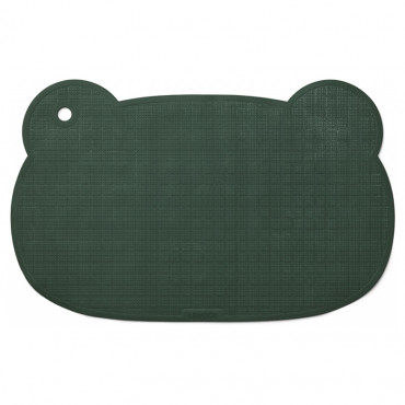 Tapis de bain Sailor - Mr bear garden green