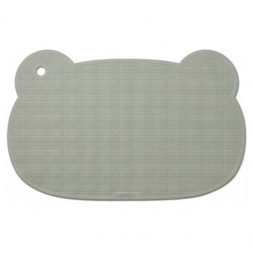 Tapis de bain Sailor - Mr bear dove blue
