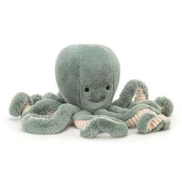 Peluche pieuvre - Octopus Odyssey