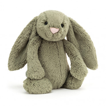 Peluche lapin Bashful - Sparkly Cassis