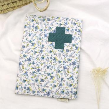 Protège carnet de santé Liberty - Léonard