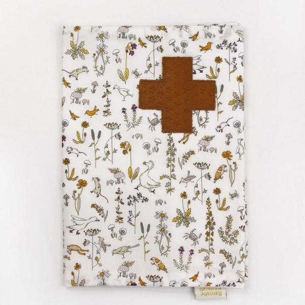 Protège carnet de santé Liberty - Camille
