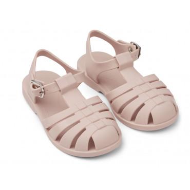 Sandales été Bre - Rose