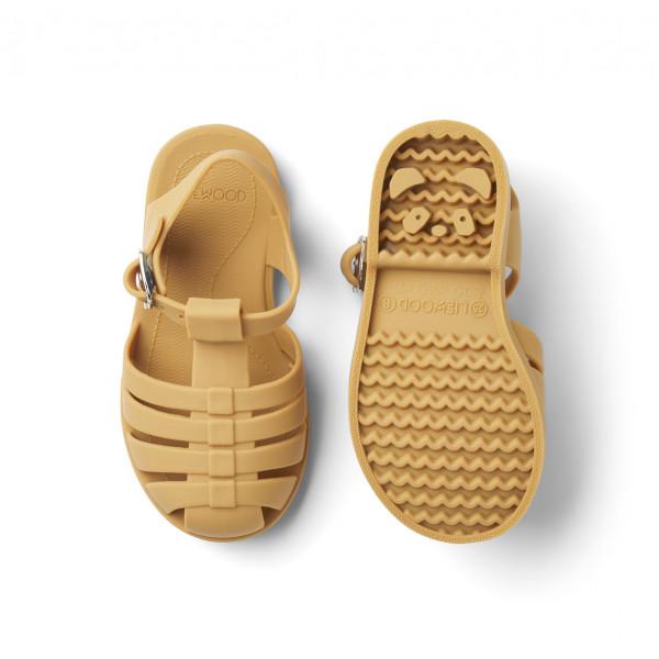 Sandales été Bre - Yellow mellow
