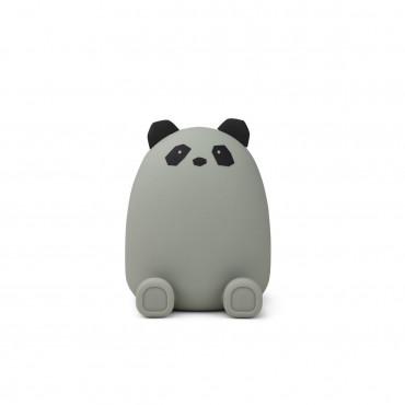 Tirelire en silicone Palma - Panda dove blue