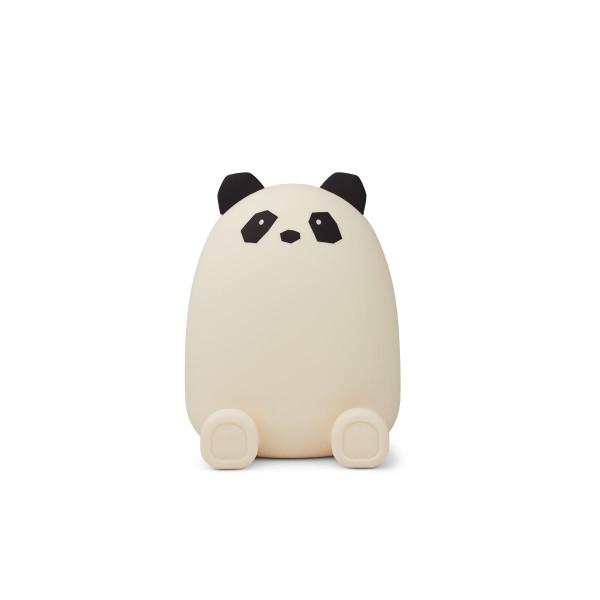 Tirelire en silicone Palma - Panda crème de la crème