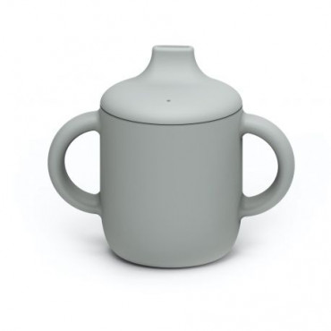 Tasse d'appretissage Neil - Dove blue