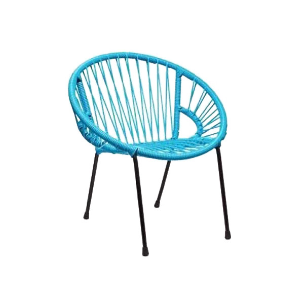 Chaise enfant Tica - Turquoise