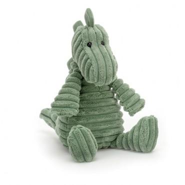 Peluche Dinosaure Cordy Roy - Vert clair