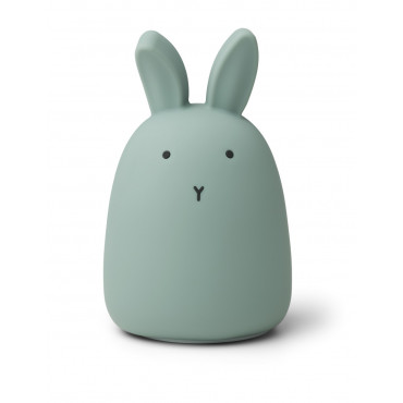Lampe veilleuse rechargeable Winston - Lapin peppermint