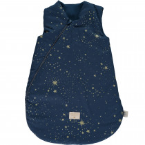 Gigoteuse Cocoon - Gold stella/Night blue