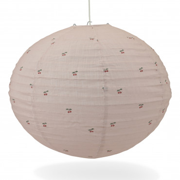 Lampe suspension boule - Cherry