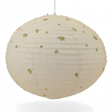 Lampe suspension boule - Lemon