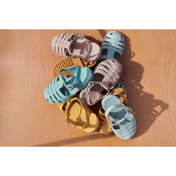 Sandales été Bre - Sea blue