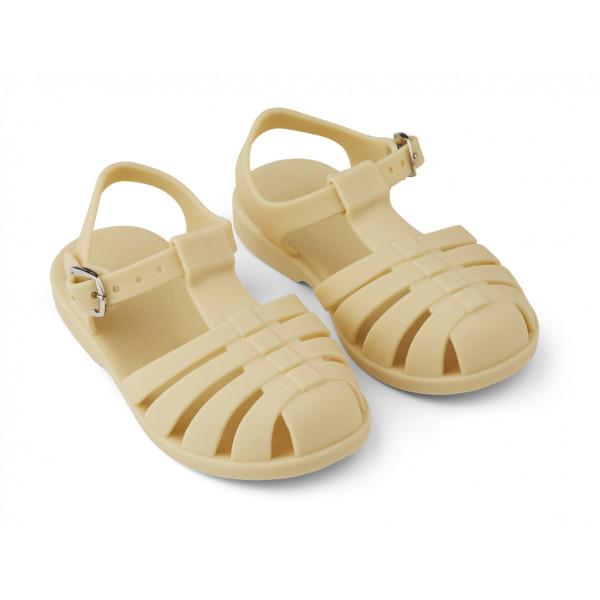 Sandales été Bre - Wheat yellow