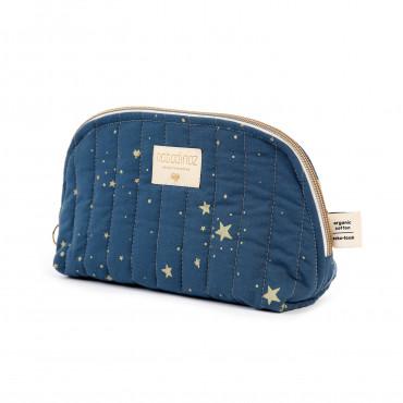 Trousse de toilette Holiday - Gold stella night blue