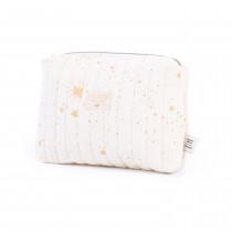 Trousse de toilette Travel - Gold stella natural