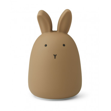 Lampe veilleuse rechargeable Winston - Lapin oat